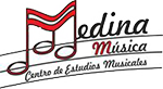 Medina Música Logo